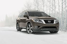 nissan suv 2016 white 2016 nissan pathfinder reviews and rating motor trend
