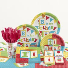 1st birthday party supplies 1st birthday party supplies wayfair