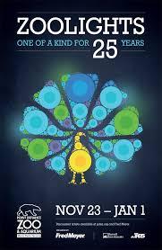 Zoo Lights Pt Defiance by 2012 Winners U2014design The Marketing Awards