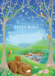 icb blessed garden bible tommy nelson
