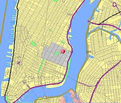 downtown manhattan map lower manhattan map east mapsof