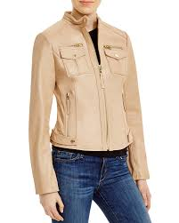 cloth moto jacket michael michael kors leather moto jacket bloomingdale u0027s