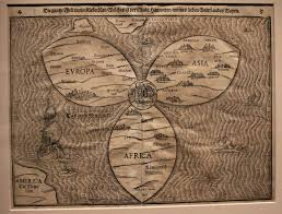 Ancient Map Maps And Mapping Enlivened Learning