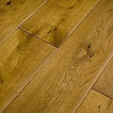 golden oak scraped matt lacquered 18mm solid wood flooring