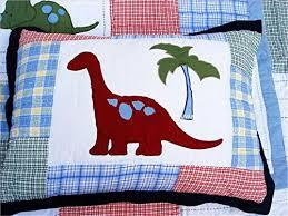 Dinosaur Bedding For Girls by Lotus Karen Home 2 Piece Kids Quilt Sets 100 Cotton Patchwork