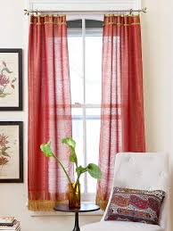 Decorative Trim For Curtains No Sew Curtains Diy Curtain Ideas That Are Quick And Easy To Do