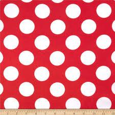 charmeuse satin large polka dots white discount designer