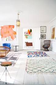 Mixing Silver And Gold Home Decor by How To Mix Multiple Rugs In The Same Room Emily Henderson