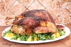 brine turkey recipes for thanksgiving juicy whole roast turkey i heart recipes