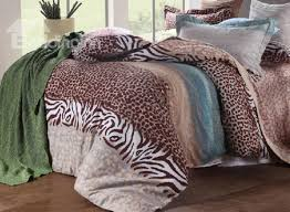 all king size leopard bedding sets on sale buy leopard bedding