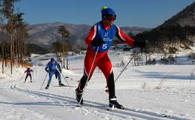 special olympics cross country skiing