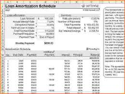 Amortization Calculator Excel Template Amortization Schedule Excel Payments Template