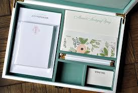 stationary set custom stationery set serendipity
