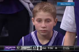 Boy With Braces Meme - crying northwestern kid perfectly captures how far the program has