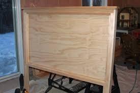 plywood headboard ideas diy headboards 53 original ideas for easy