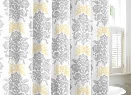 Mustard Colored Curtains Inspiration Yellow And Grey Curtains Eulanguages Net