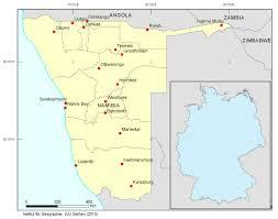 Ez Pass States Map Liportal Namibia Landesübersicht U0026 Naturraum Das
