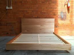 good wood california king bed frame ideas how to fix wood