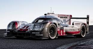 porsche race cars 2017 porsche 919 hybrid 900 hp lmp1 race car