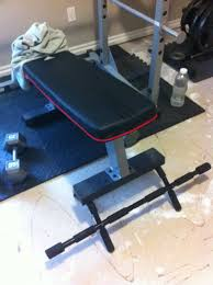 poor man u0027s incline decline bench homegym