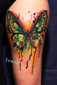unique butterfly tattoos search