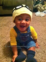 baby minion costume 35 coolest baby costume ideas
