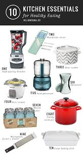 must have kitchen gadgets 10 best healthy kitchen tools hello glow
