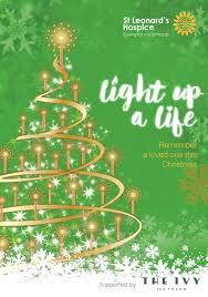 st leonard u0027s hospice light up a life easingwold things to do