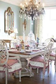 mirrors in dining room french country dining room ideas with crystal chandelier over