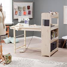 interior sewing room ideas ikea features wooden sewing desk