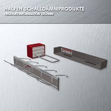 halfen schalldämmprodukte isi 09 beton pdf