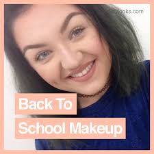 hair and makeup school back to school makeup hair extensions hair tutorials