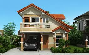 house plans with balcony this house plan is a 3 bedroom 2 storey which can be built shining
