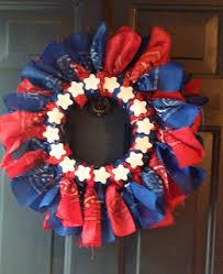 wreath supplies and blue american bandana wreath supply list 10 bandanas foam
