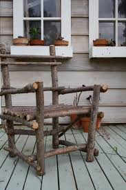 How To Make Patio Furniture Out Of Pallets by Twig Furniture U0026 Woodland Decor U2026 Pinteres U2026