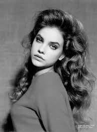 fashioned hair old fashioned curls hair and nails pinterest barbara palvin