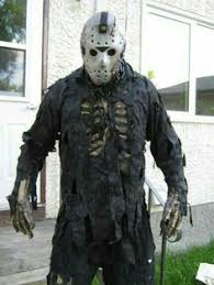 Jason Voorhees Costume Coolest Homemade New Blood Jason Voorhees Costume