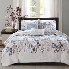 madison park raven 6 piece quilted coverlet set on sale free