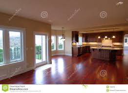 luxury american house interior no 3 royalty free stock image