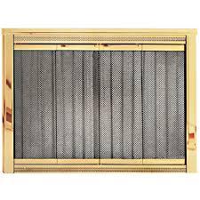 fireplace mesh curtain screens fireplace ideas