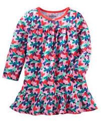 girls u0027 pajamas nightgowns u0026 sleepwear oshkosh free shipping