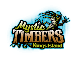 Kings Island Map Kings Island Building Wooden Roller Coaster Wvxu