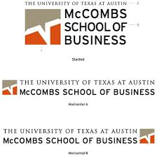 Default Size Of Business Card Brand Standards Mccombs Business