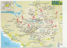 paso robles winery map the great paso robles winery crawl wine at merrill ranch