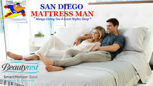 Bed Bases Beautyrest Smartmotion Adjustable Bed Bases At San Diego Mattress