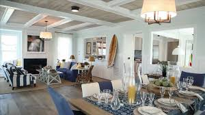 Coastal Living Dining Room Ultimate Beach House Tour Youtube