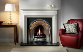 white mantel vent free gas fireplace on custom fireplace quality