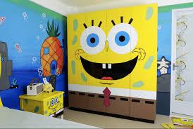 spongebob bedroom look kiray celis shares adorable photos of her dream spongebob