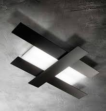 plafoniere a soffitto moderne icone luce pop 8 bianco plafoniera led moderna pop8bianco con
