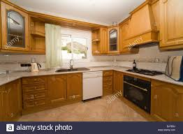 wooden cupboards stock photos u0026 wooden cupboards stock images alamy